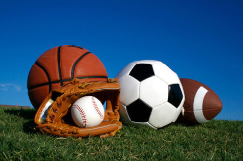 Spring Sports Calendar