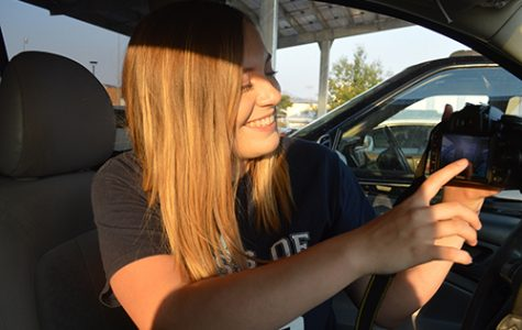 In the driver's seat:  student drivers reflect on experiences