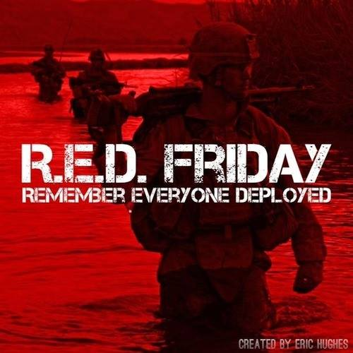 Image result for red friday