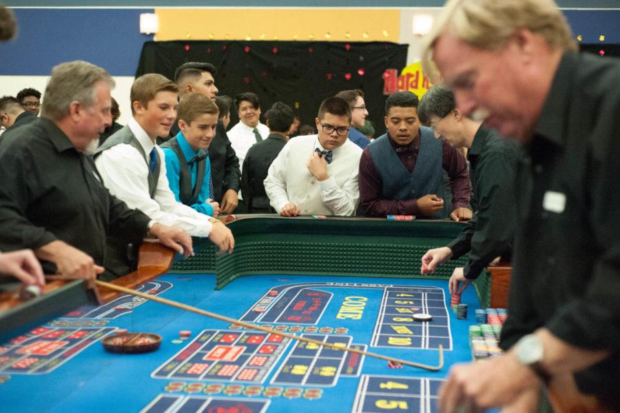 Bringing The Vegas Spirit to Heritage