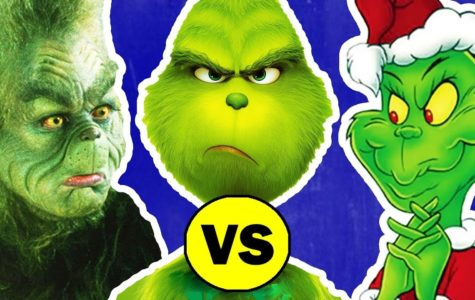 Out with the Old and In with the New – Grinch Edition
