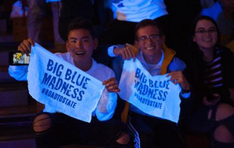 Big Blue Uproar