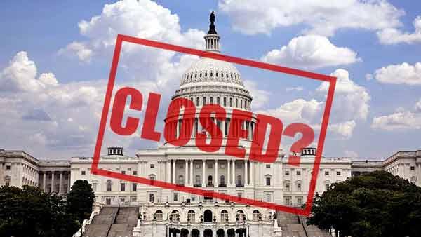 Government Shutdown Causes Chaos