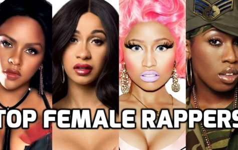 Female Rappers in Trend