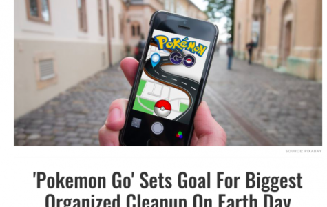 Pokémon Go Clean Up
